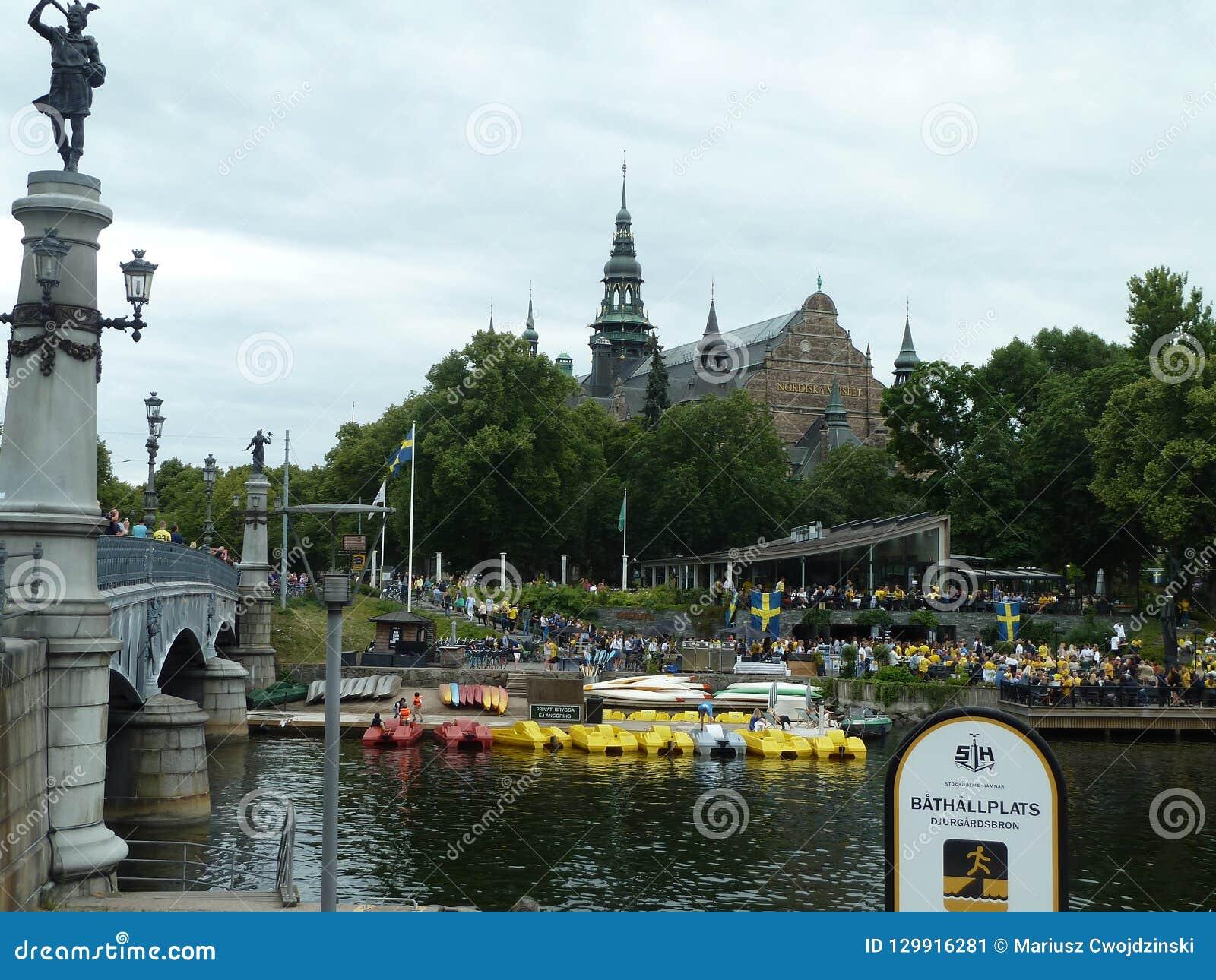 smådjur stockholm city