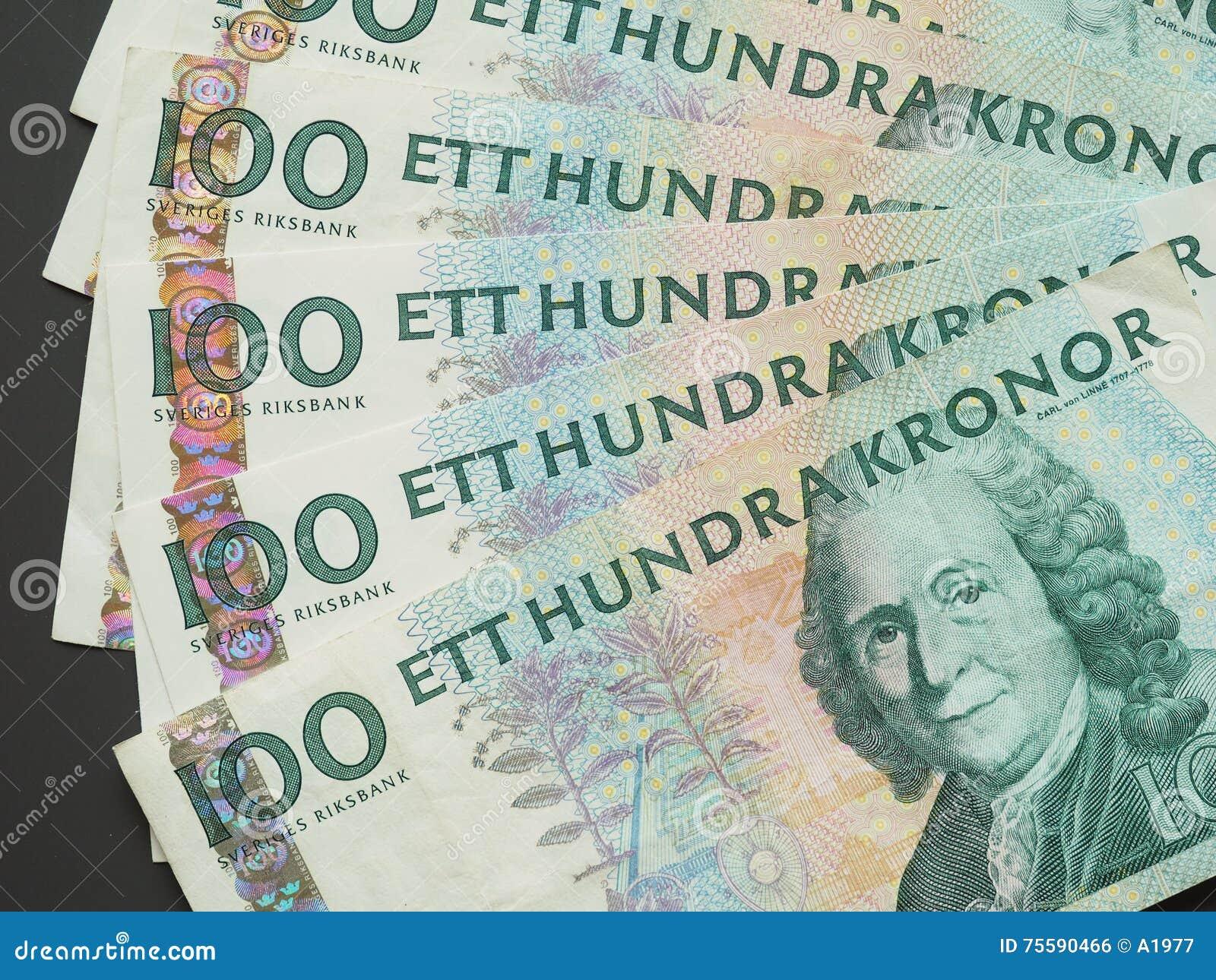 100 Sek In Eur
