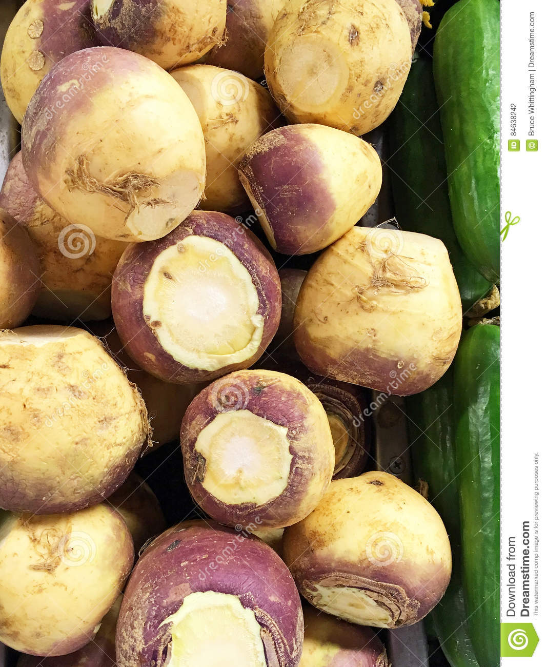 Swedish Turnips