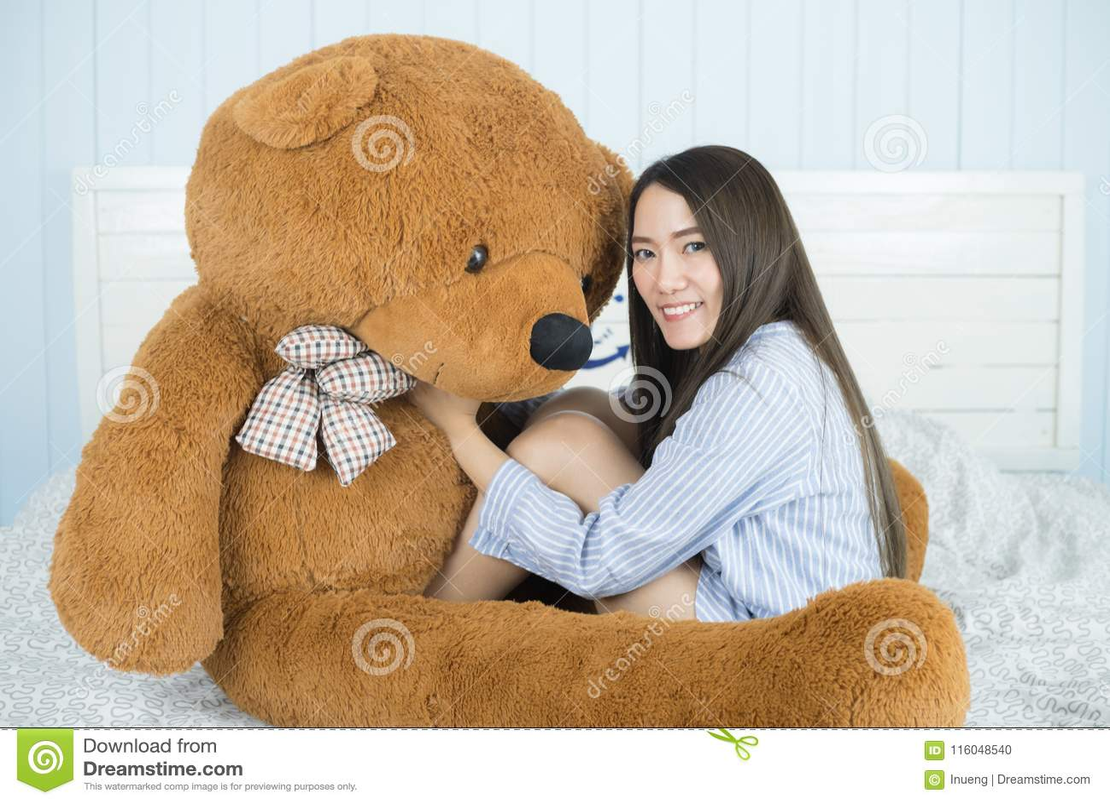 Asian teddy