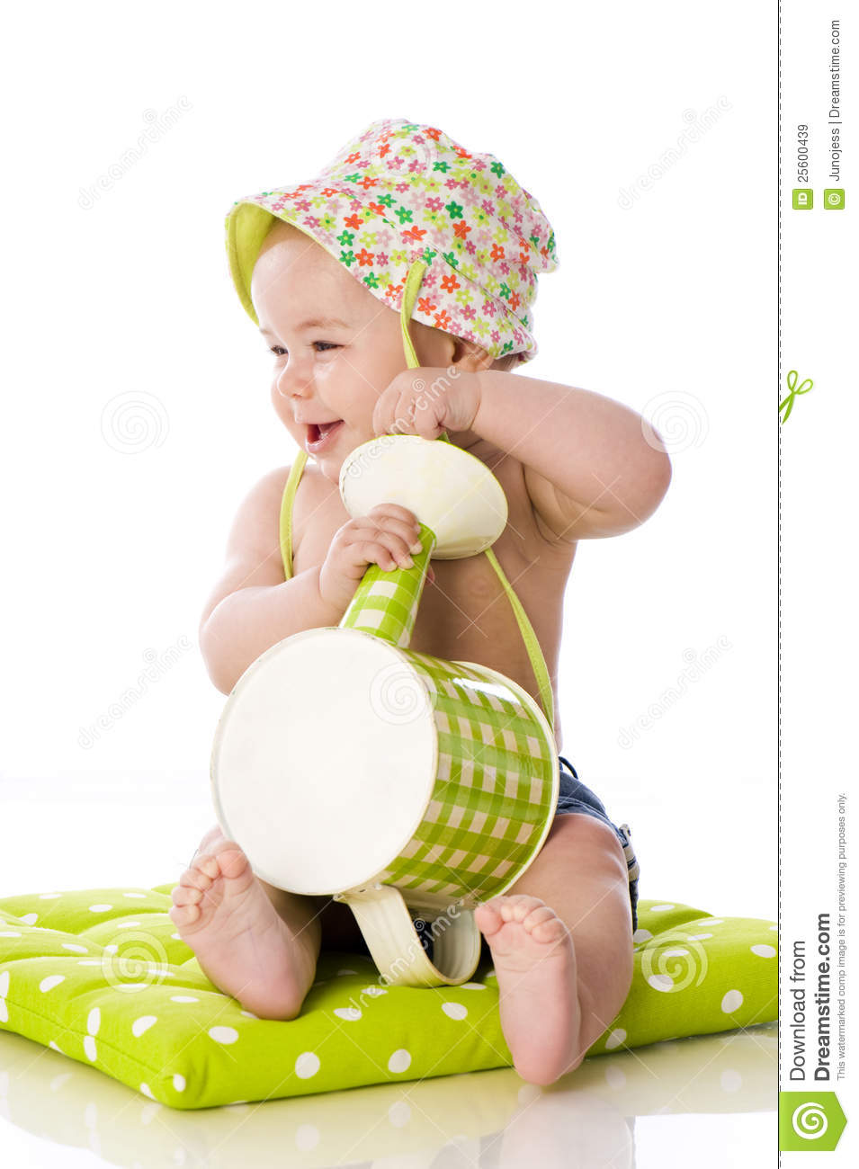 Watering can kids toy is the cutest and adorable can for kids, it has greatsize for kids about years old. Kids love using it very much. CUTEST AND ADORABLE: Watering can kids toy is the cutest can.
