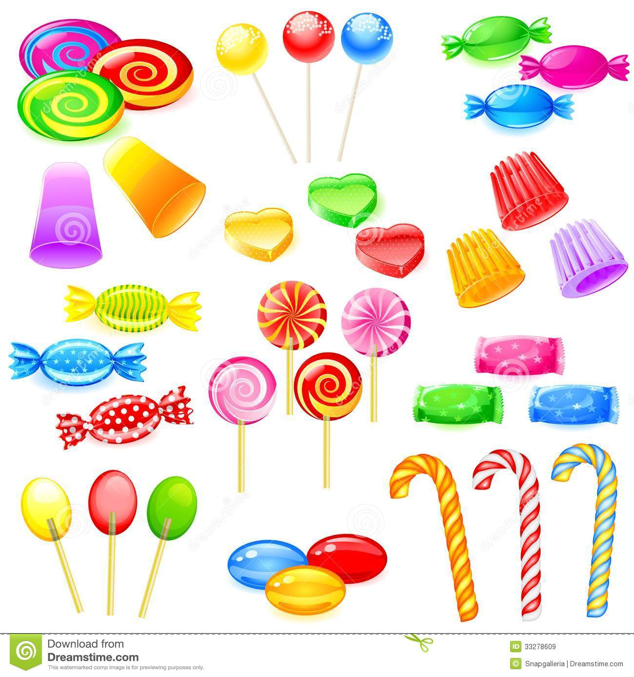 Sweet Candy Clipart | www.galleryhip.com - The Hippest Pics
