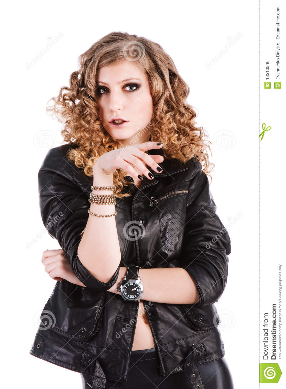 Sweet charming young girl royalty free stock image image 13313546 - Charming teenage girls image ...