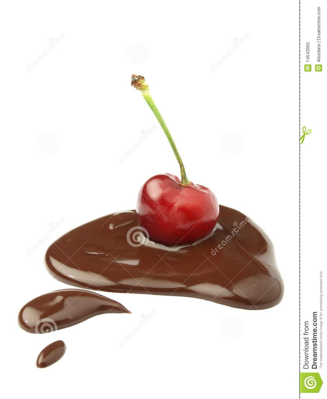 Cherry and Chocolate