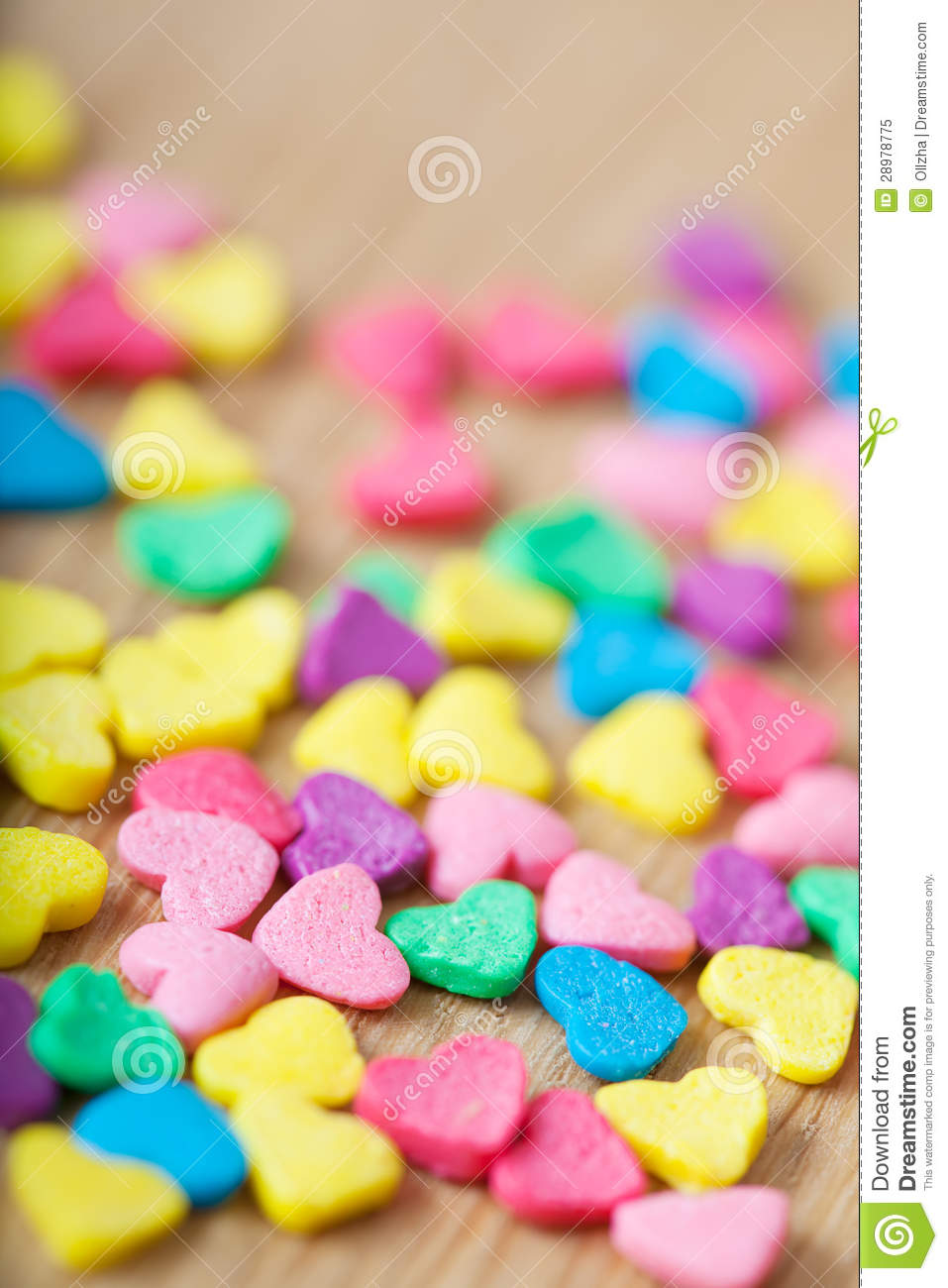 Sweet Colorful Candy Hearts Royalty Free Stock Photo - Image: 28978775: dreamstime.com/royalty-free-stock-photo-sweet-colorful-candy-hearts...