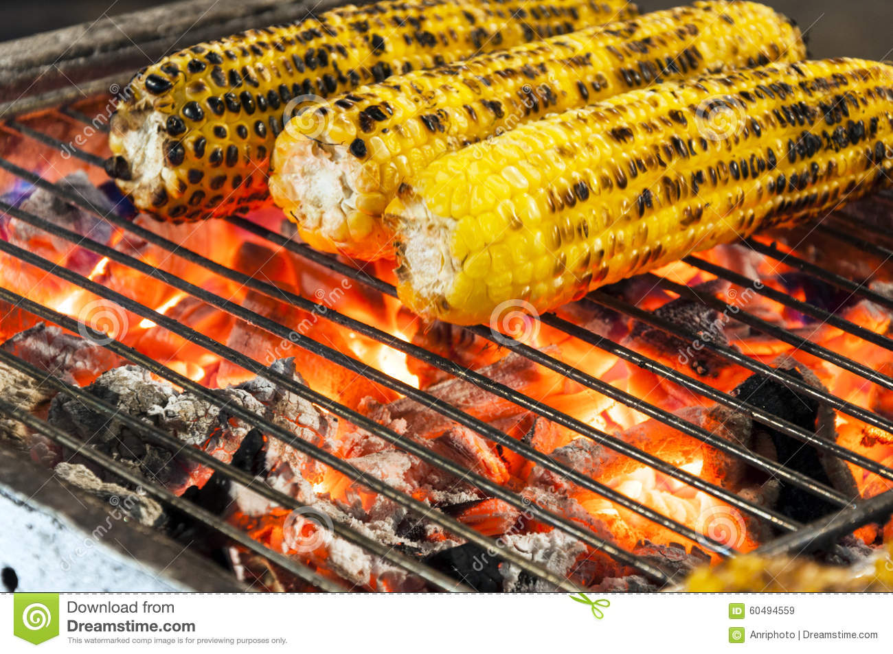 how to grill corn on cob on charcoal grill