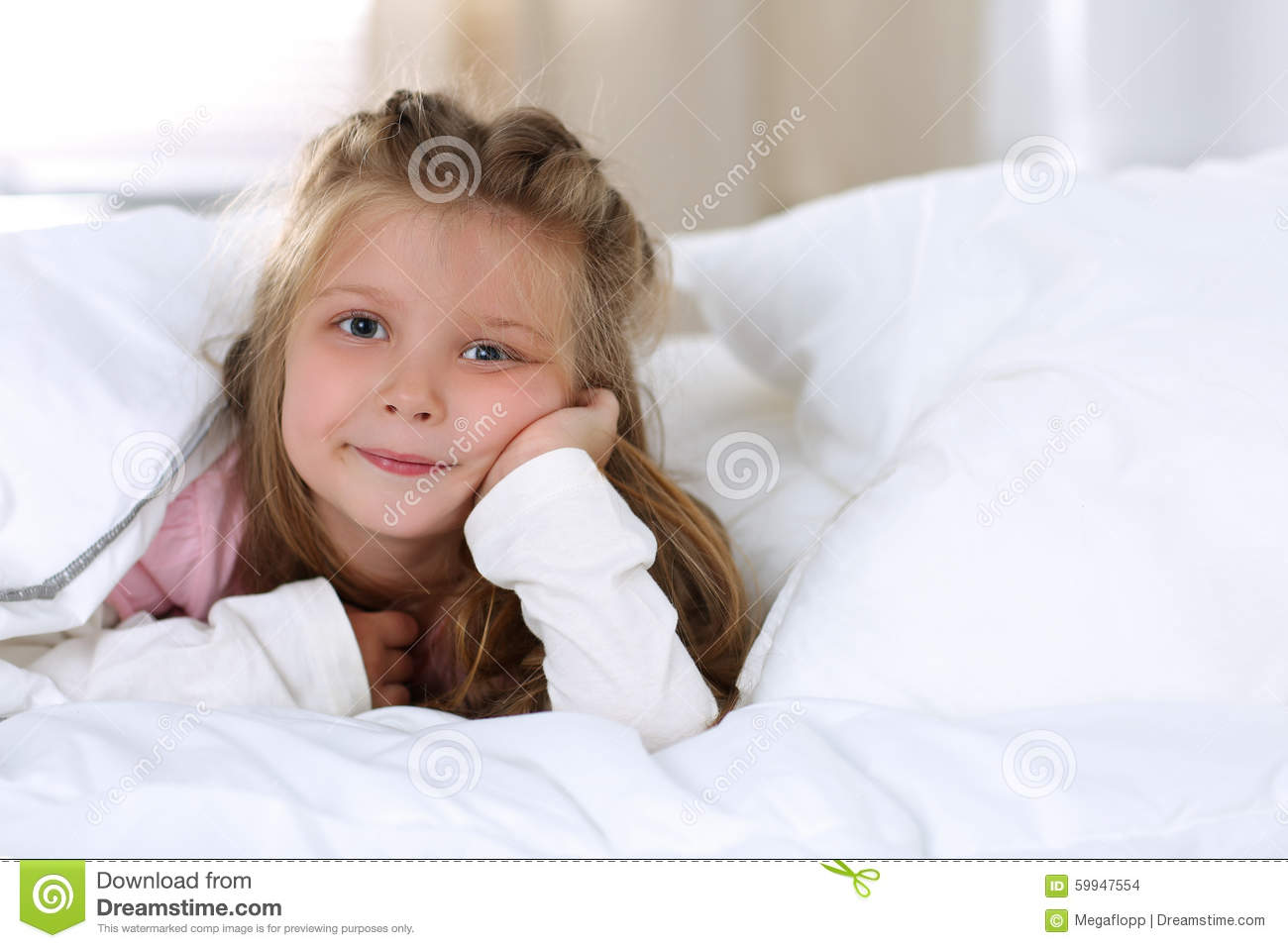 Sweet Dreams And Good Morning Concept Stock Photo Image Of