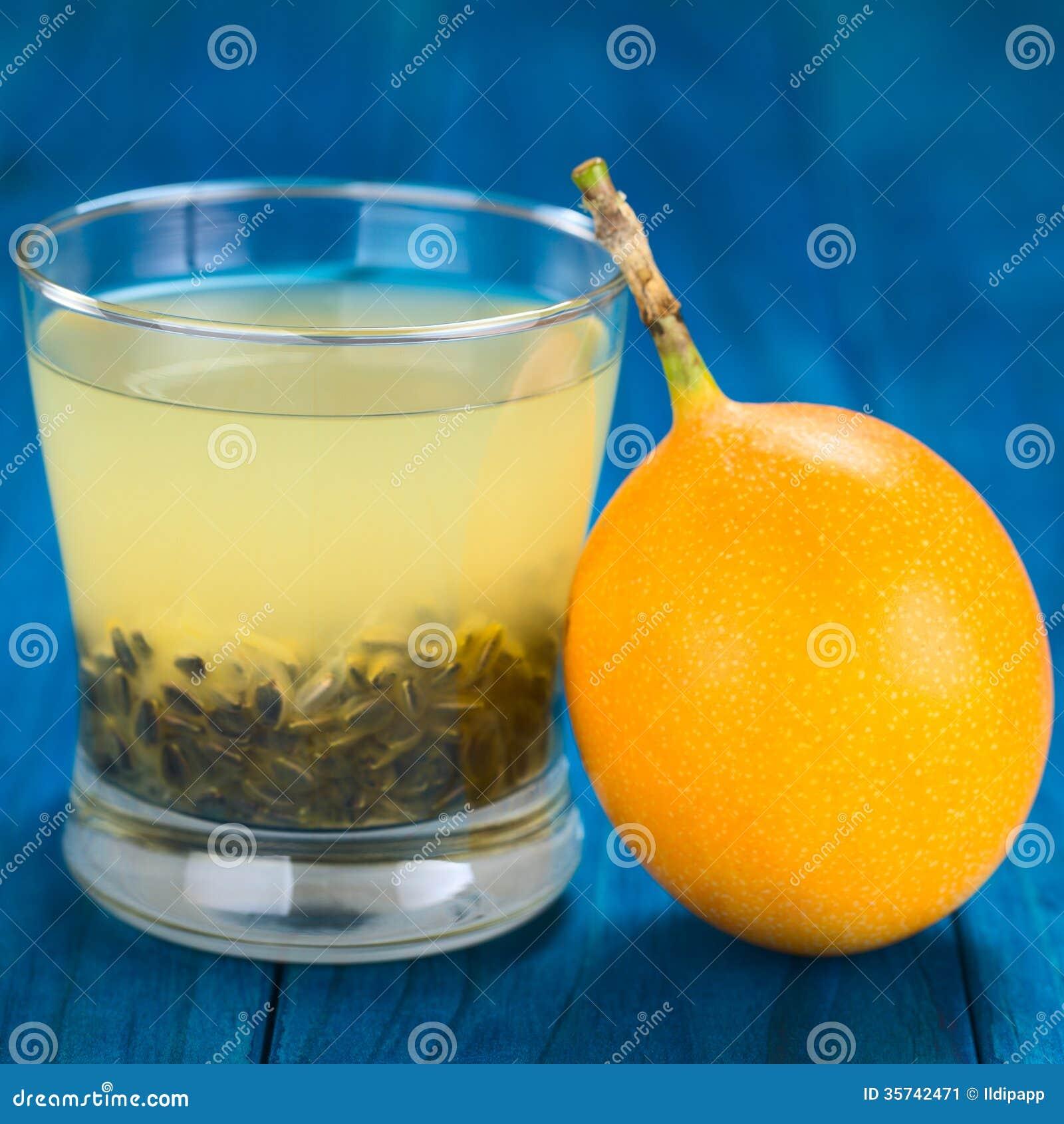 how to make granadilla juice