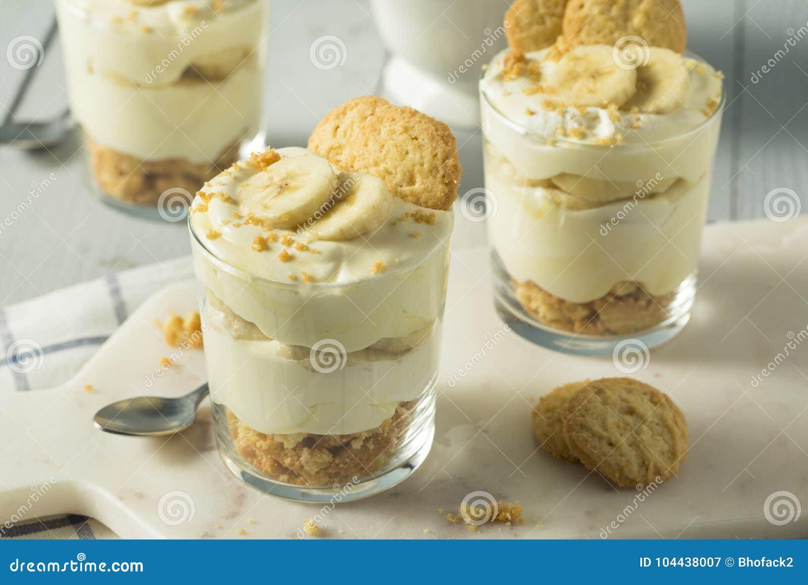 Sweet Homemade Banana Pudding
