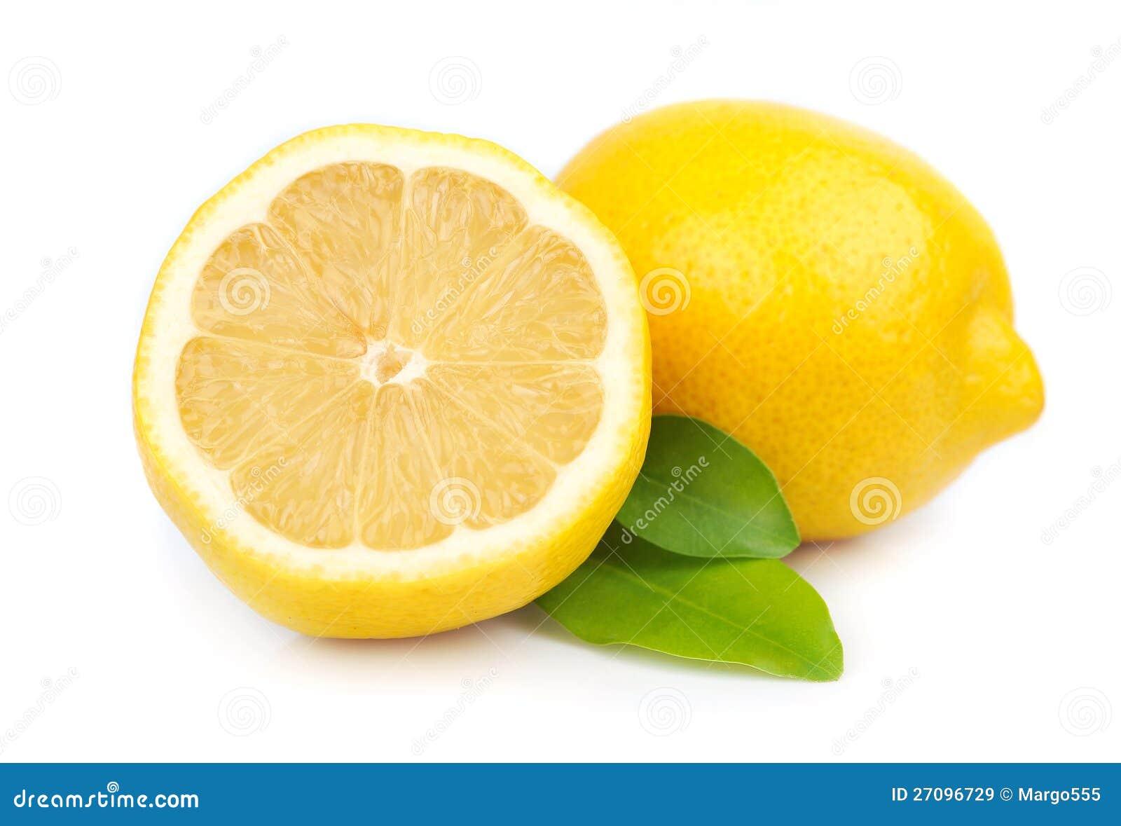 how to cut lemon sour