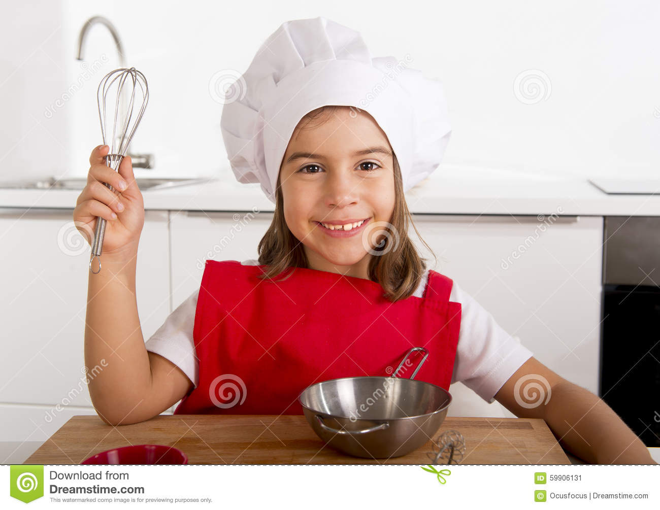 how to learn to be a chef at home