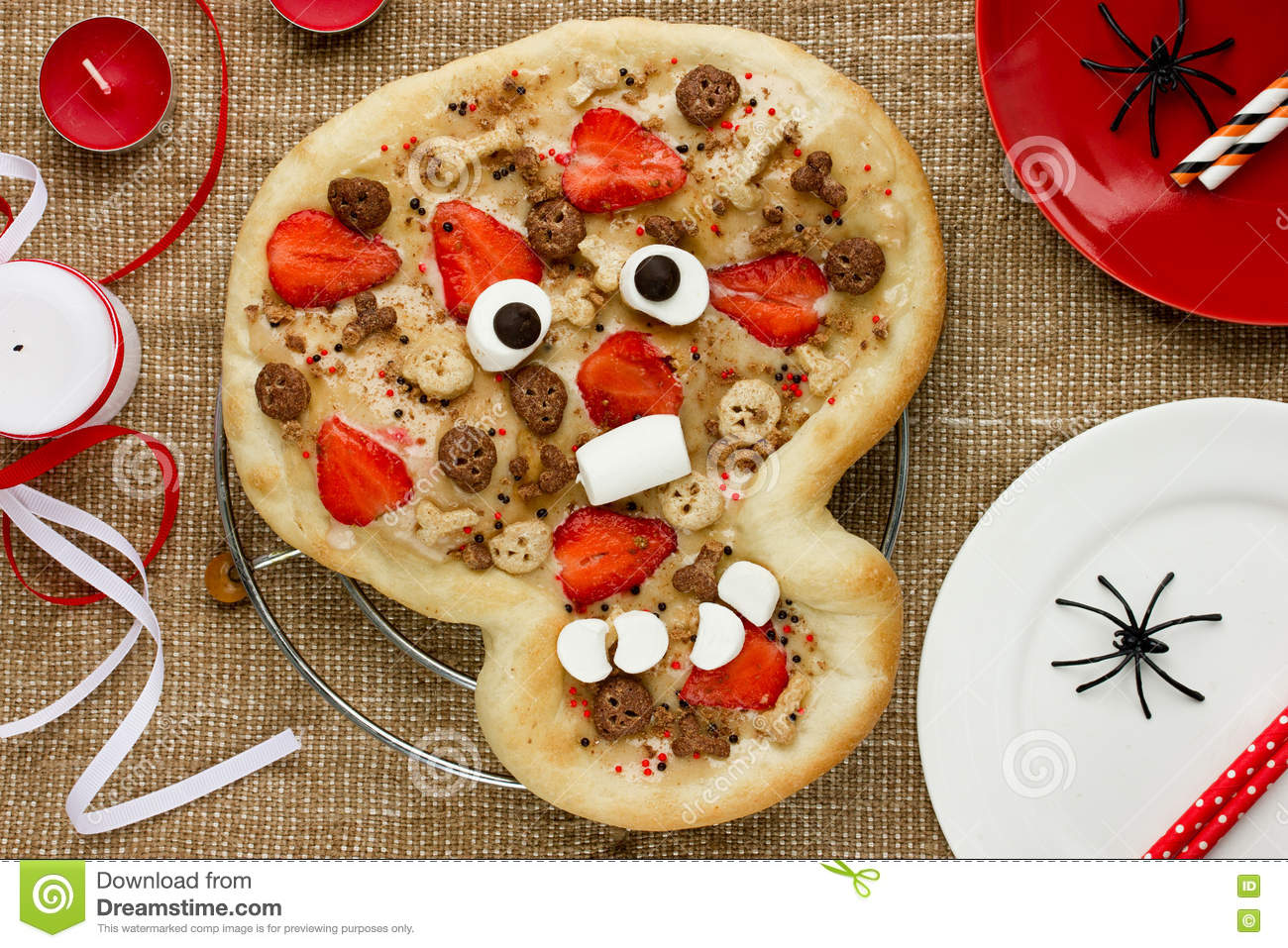 Pizza Party Kids Stock Photos, Images, & Pictures - 192 Images