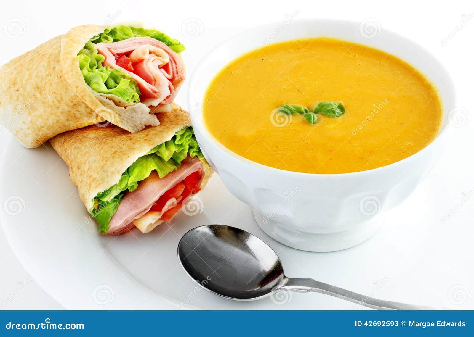 Sweet Potato Soup And ...