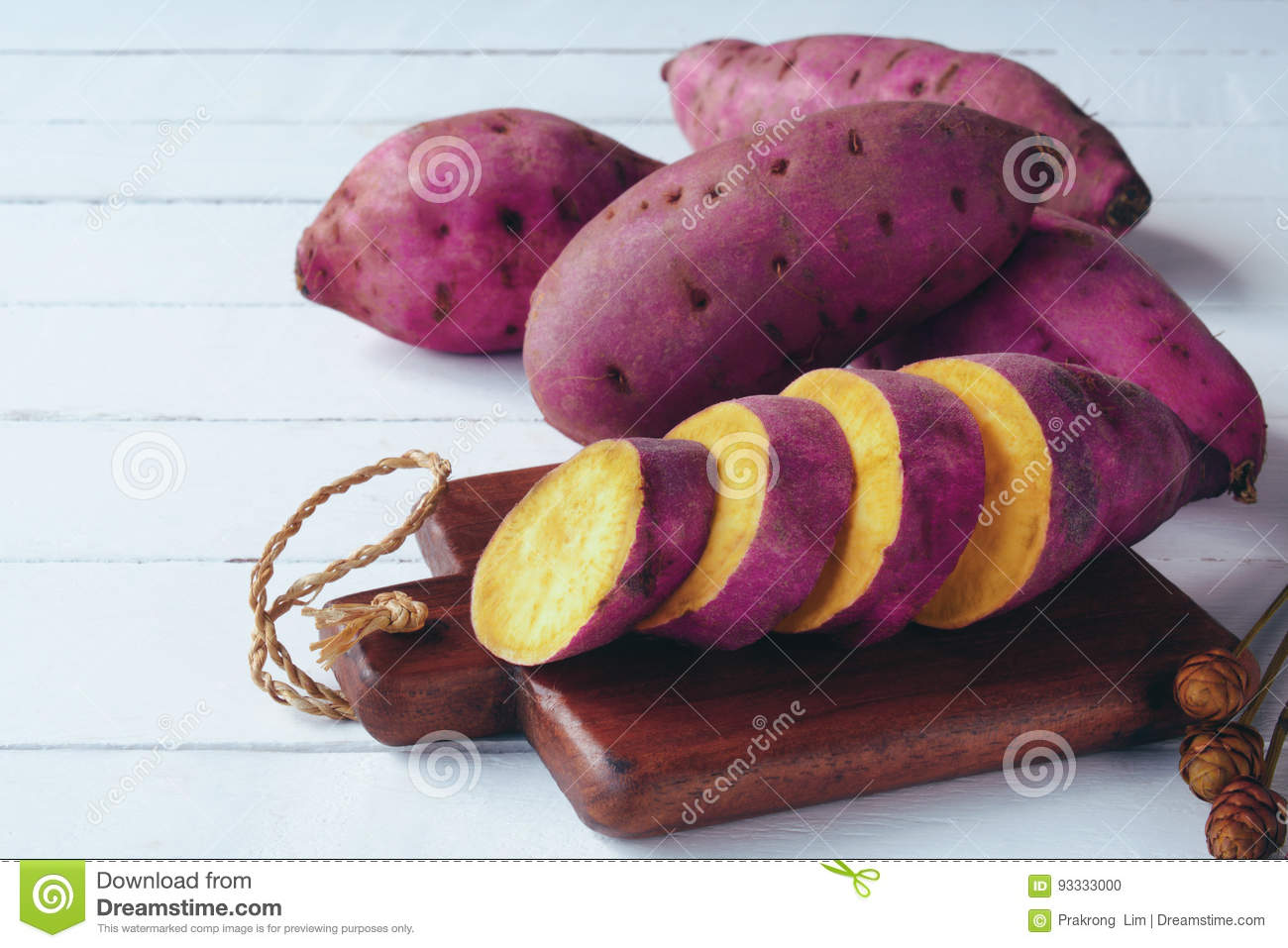 Sweet potatoes stock photo  Image of root, skin, group