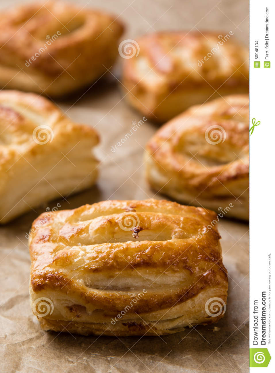 how to make sweet puff pastry
