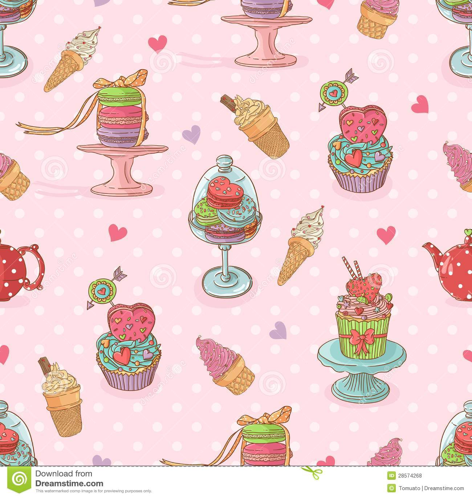 Download 8500 Wallpaper Es Krim Lucu Paling Keren