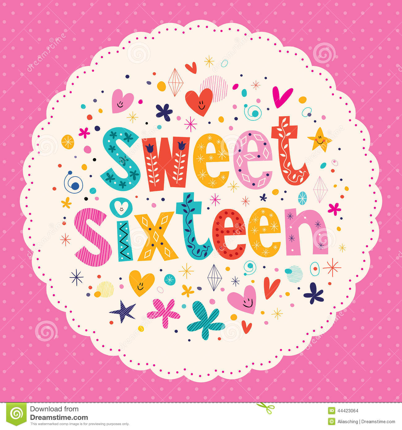 Sweet Sixteen Invitation with good invitations template