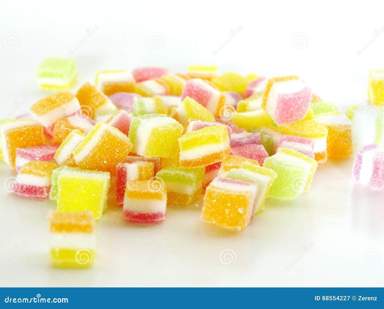 Cartoon Jelly Cake Recipe: Sweet Breakfast Pie Berry Jelly Royalty-Free Stock