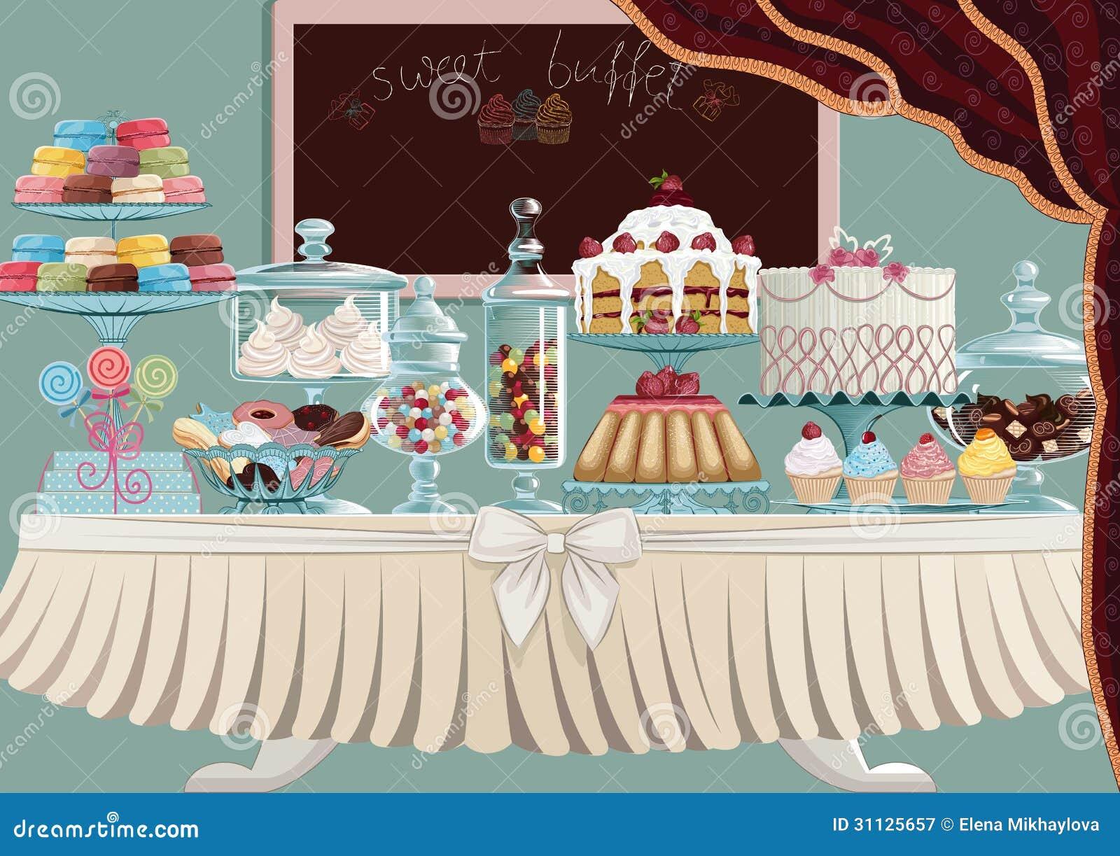 Sweet Treats Royalty Free Stock Photography Image 31125657