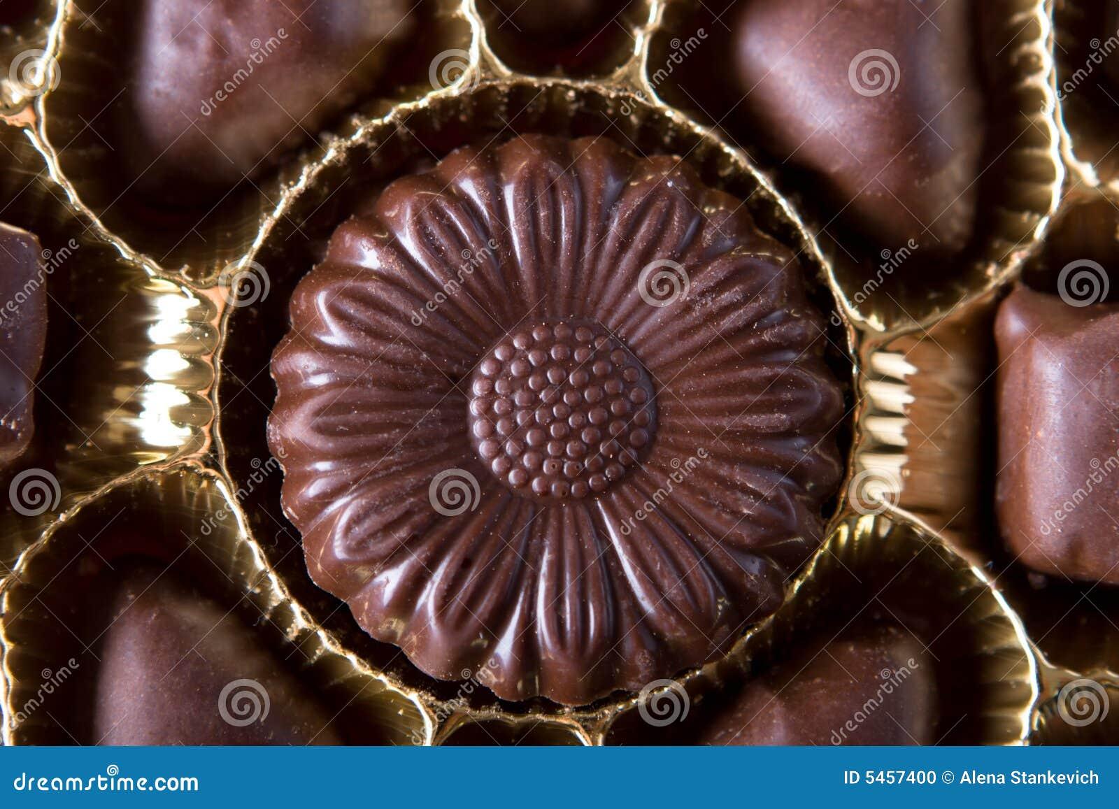 Sweets czekoladowych