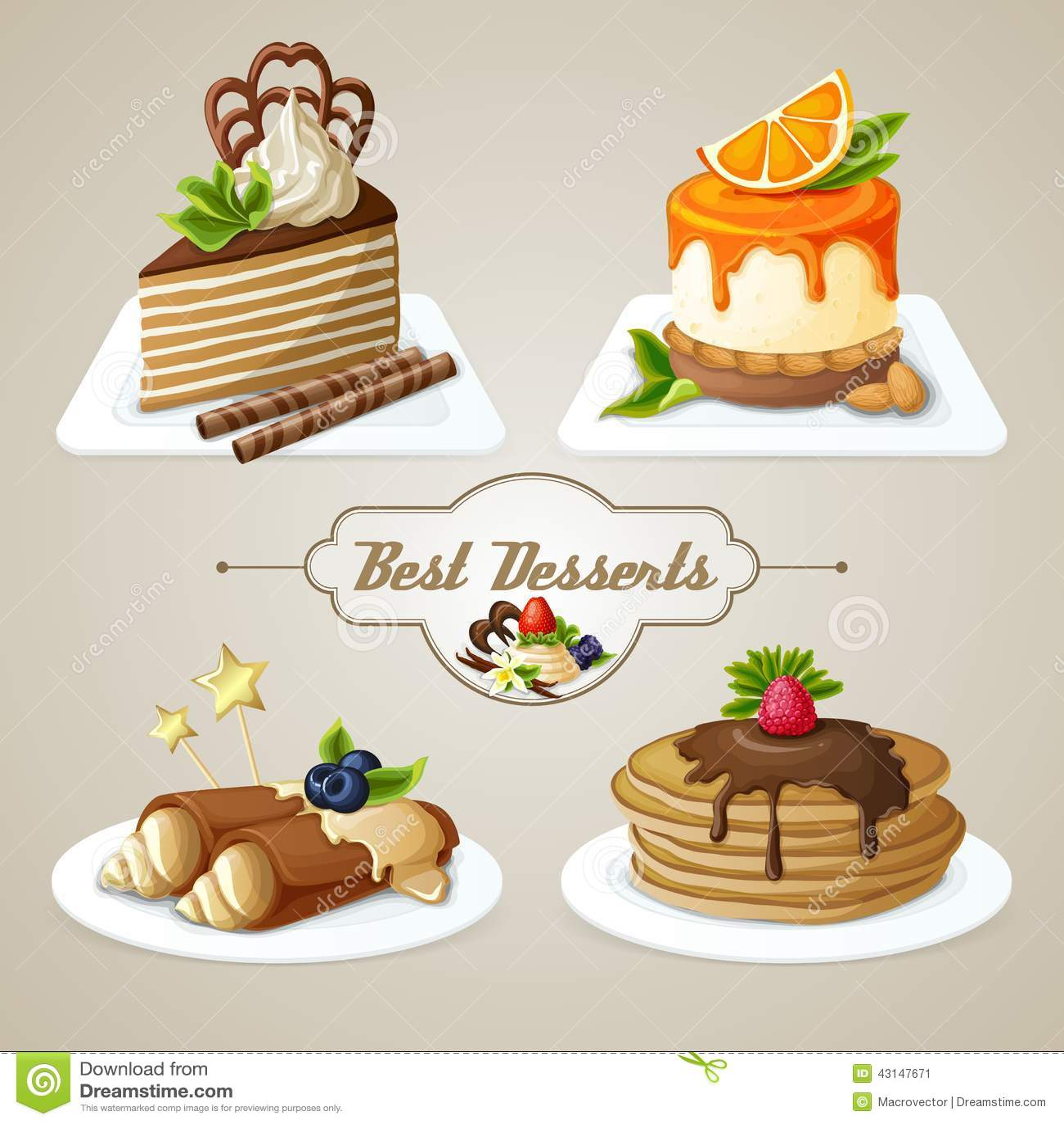 Cake Design Decoupage