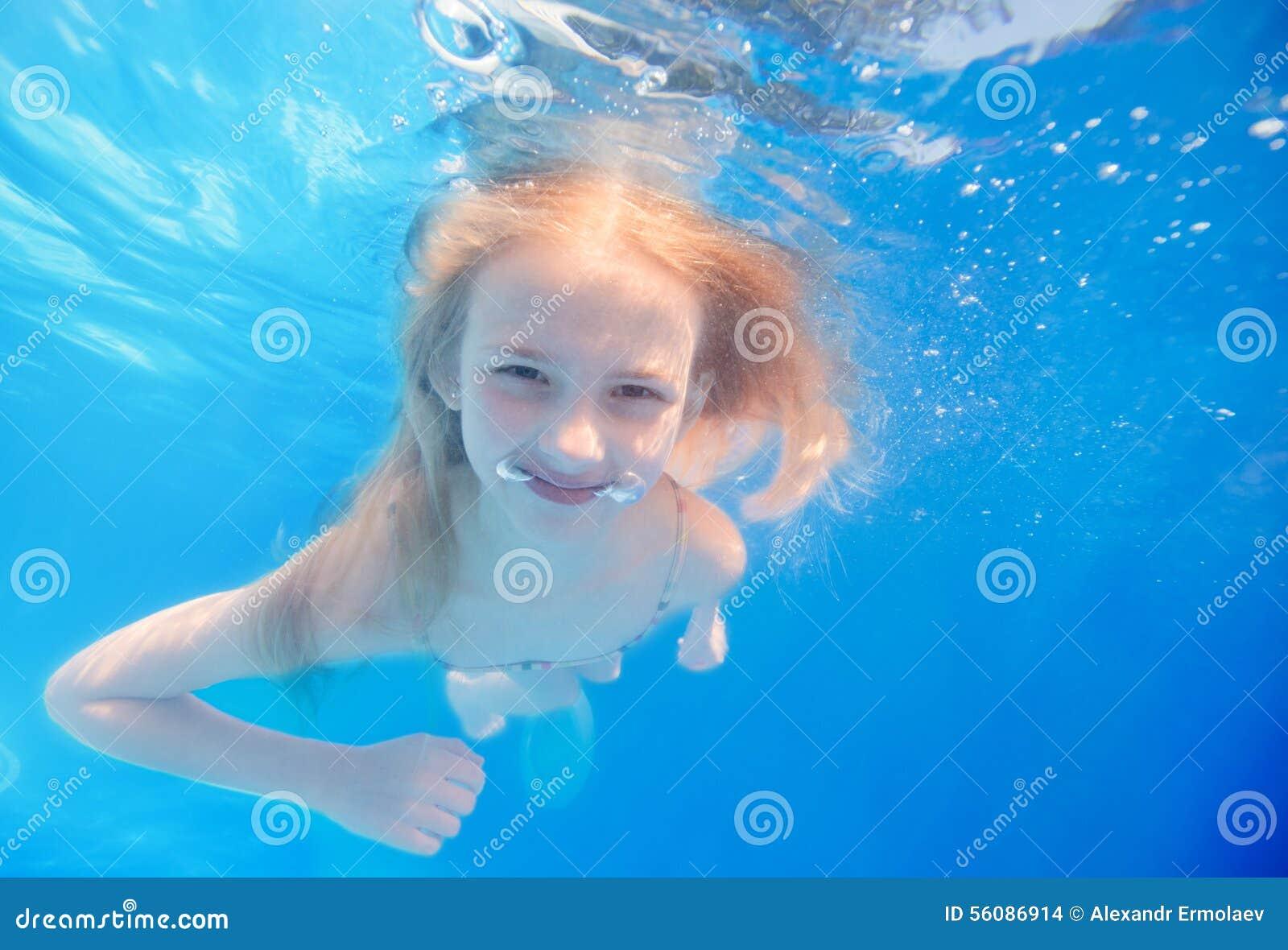 Teen Swimming Naked 63
