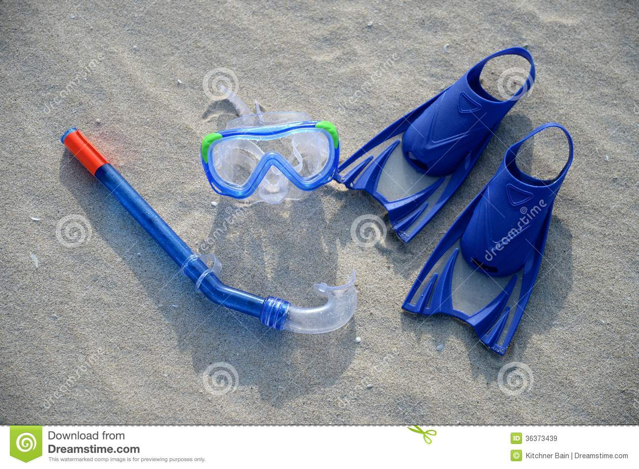 Swimming Gear Royalty Free Stock Images - Image: 36373439