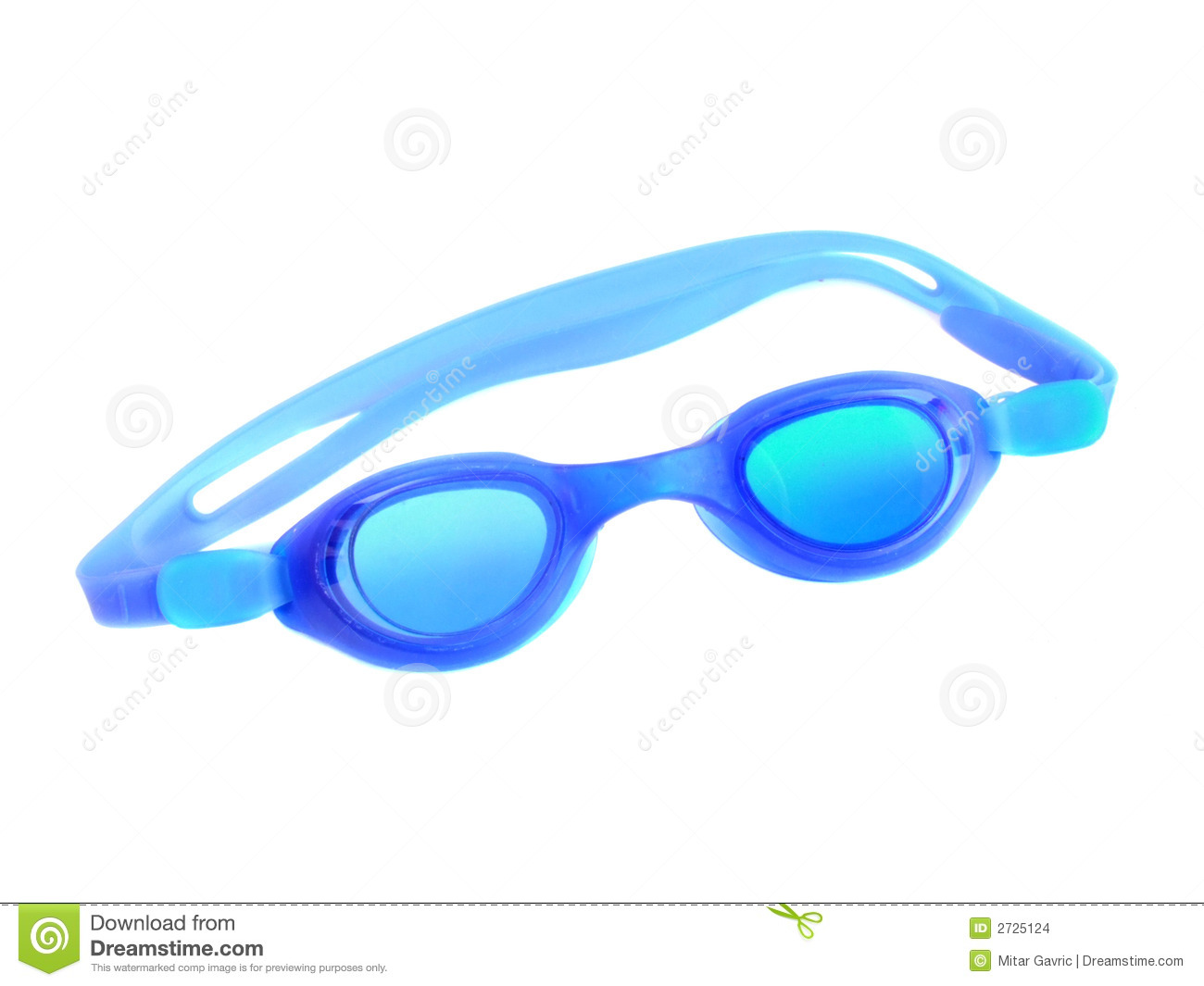 Swimming Googles Stock Images - Image: 2725124
