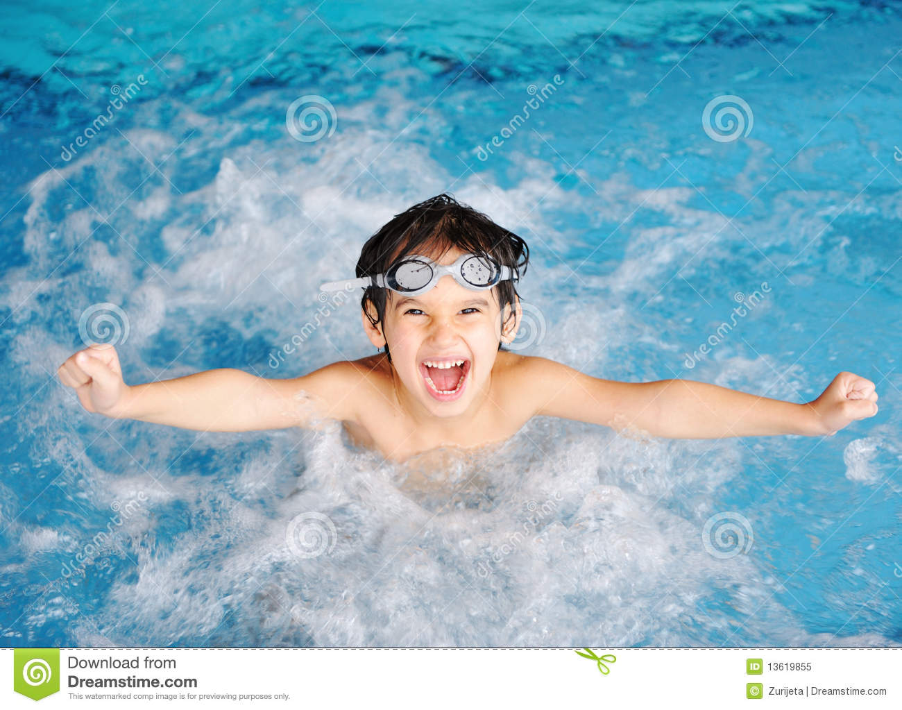 Swimming kid royalty free stock photo image 13619855 for Swimming images