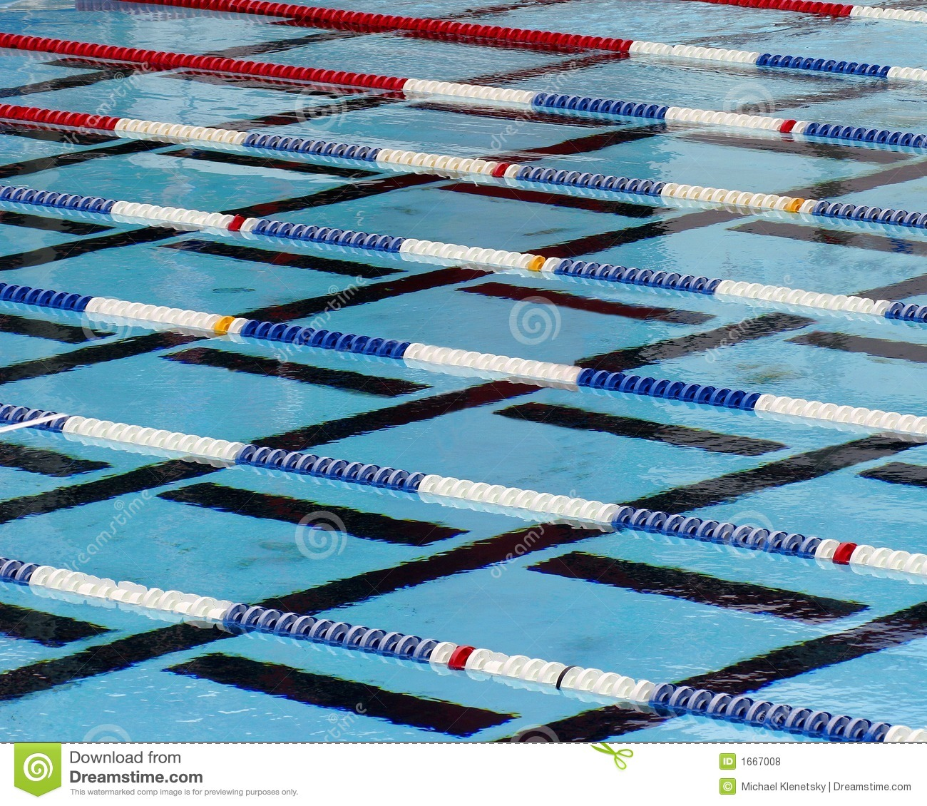 royalty free stock photo download swimming lanes - Olympic Swimming Pool Lanes