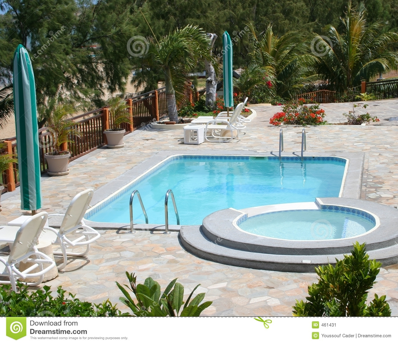 Download Swimming Pool #11 stock image. Image of tourism, tourist - 461431