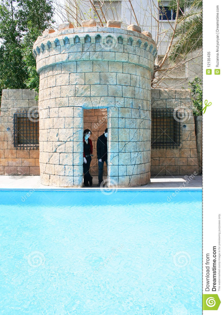 Swimming Pool Royalty Free Stock Photo Image 12135435