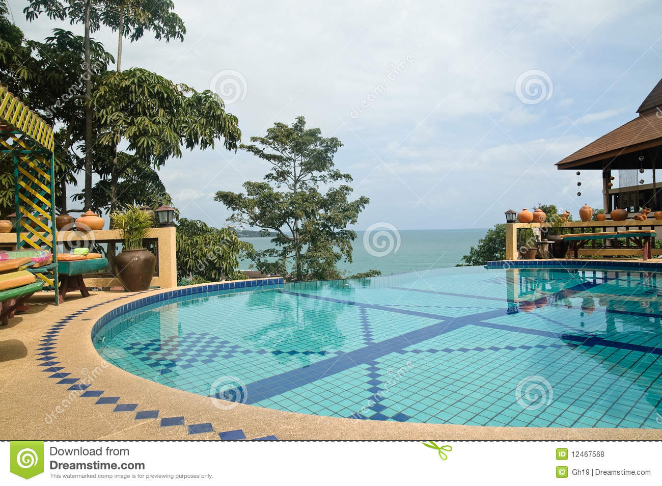 Swimming Pool Royalty Free Stock Photos Image 12467568