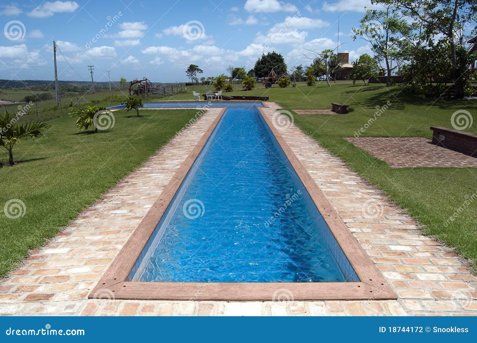 Swimming Pool Stock Photography - Image: 18744172