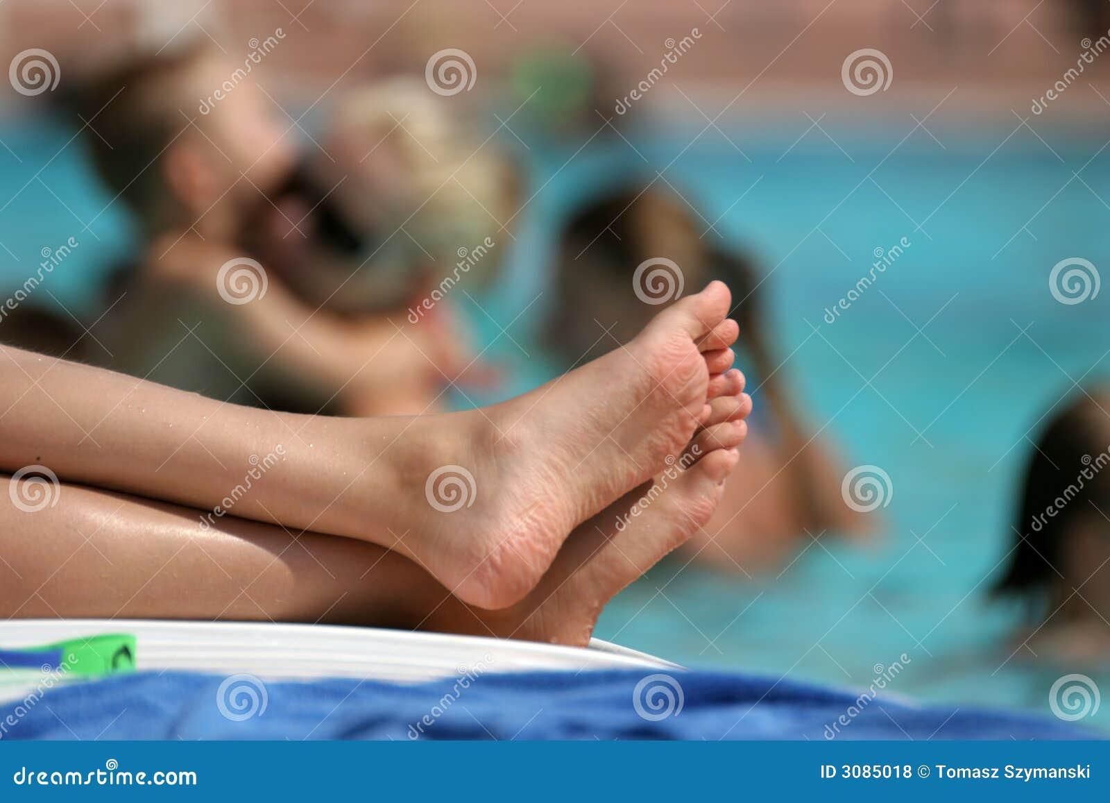 Swimming Pool Royalty Free Stock Photos Image 3085018