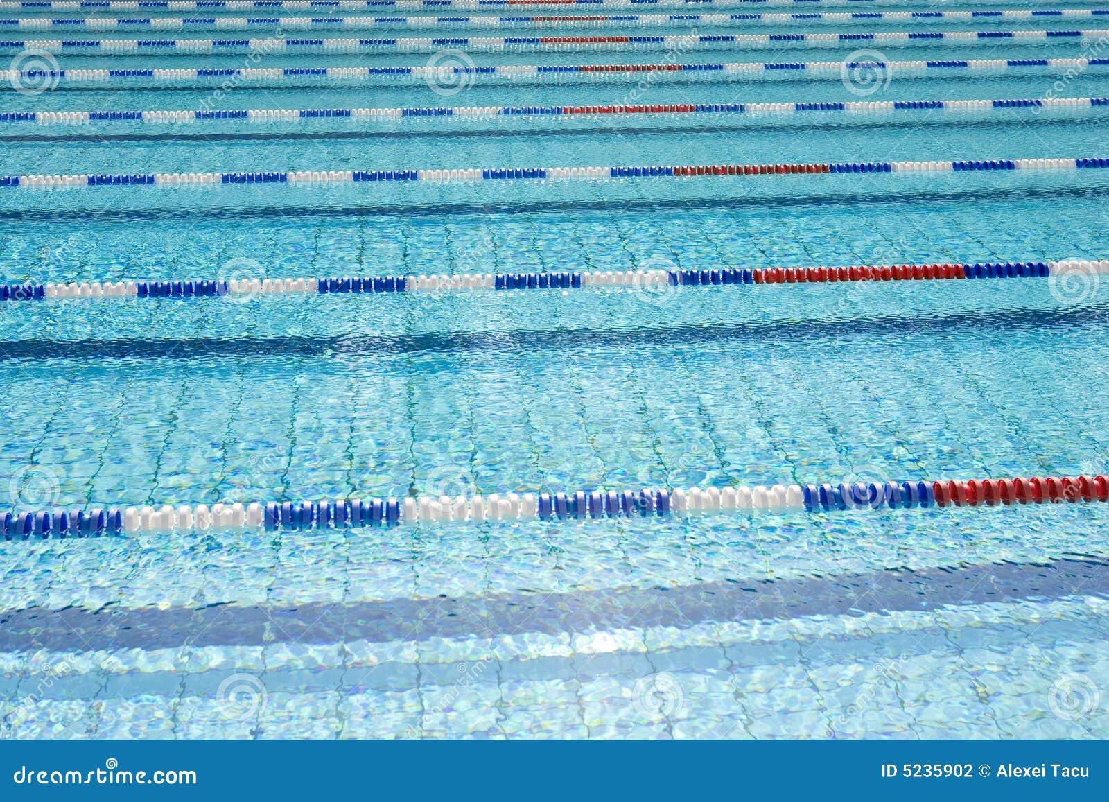 Swimming Pool Stock Photography Image 5235902