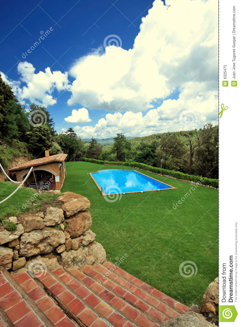 Swimming Pool Stock Photos Image 6325473