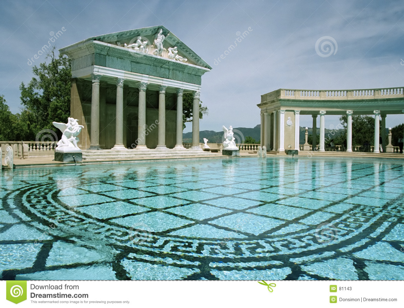 Swimming Pool Editorial Stock Photo Image 81143