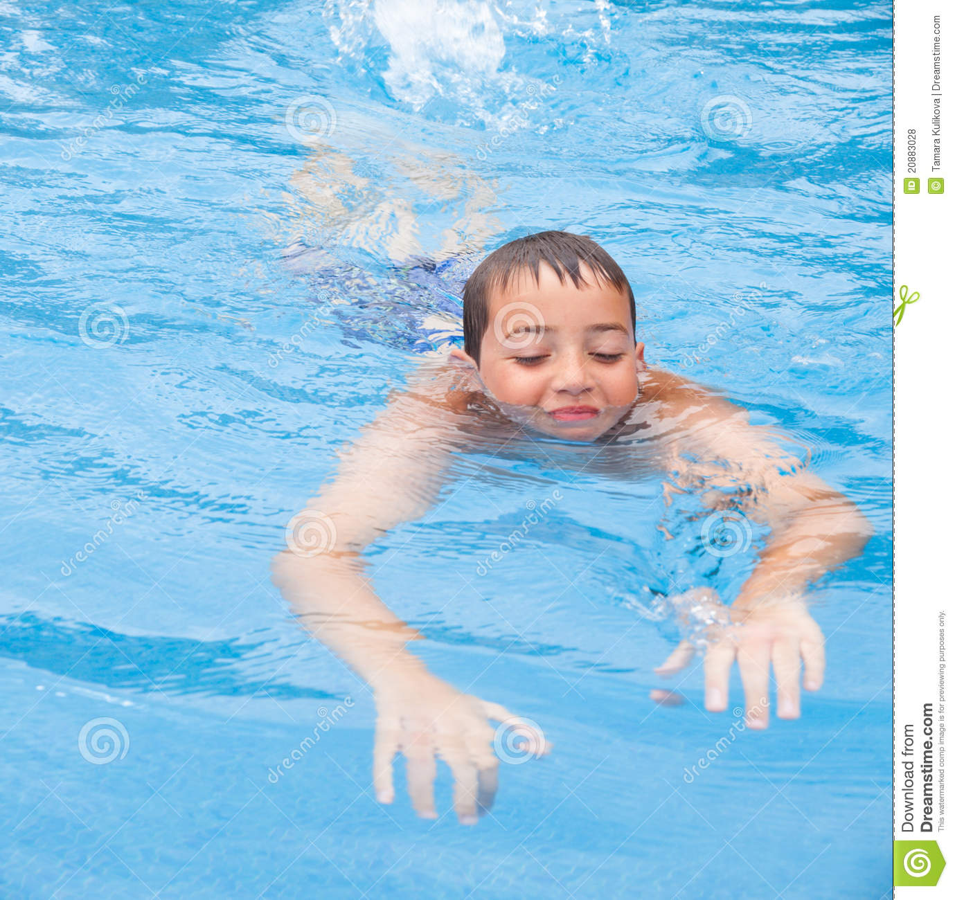 Swimming Pool Background Stock Photo Image Of Climate 20883028