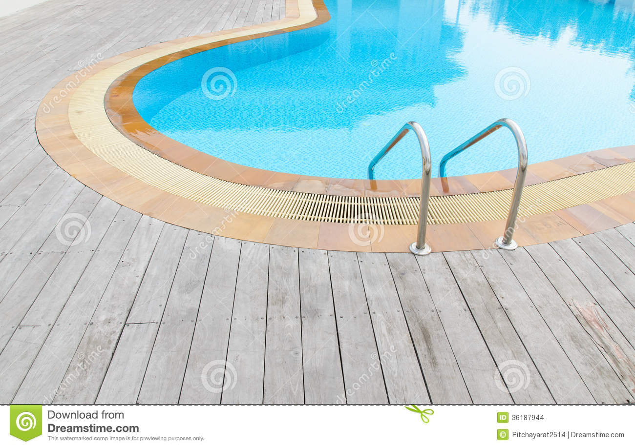 Swimming pool stock images image 36187944 for Swimming pool flooring materials