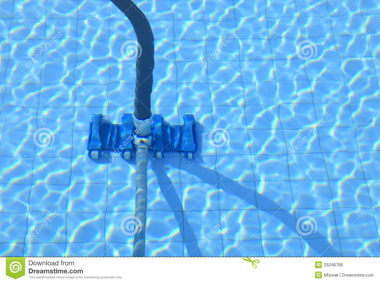 Swimming Pool Cleaning Tool Royalty Free Stock Photos Image 25248768