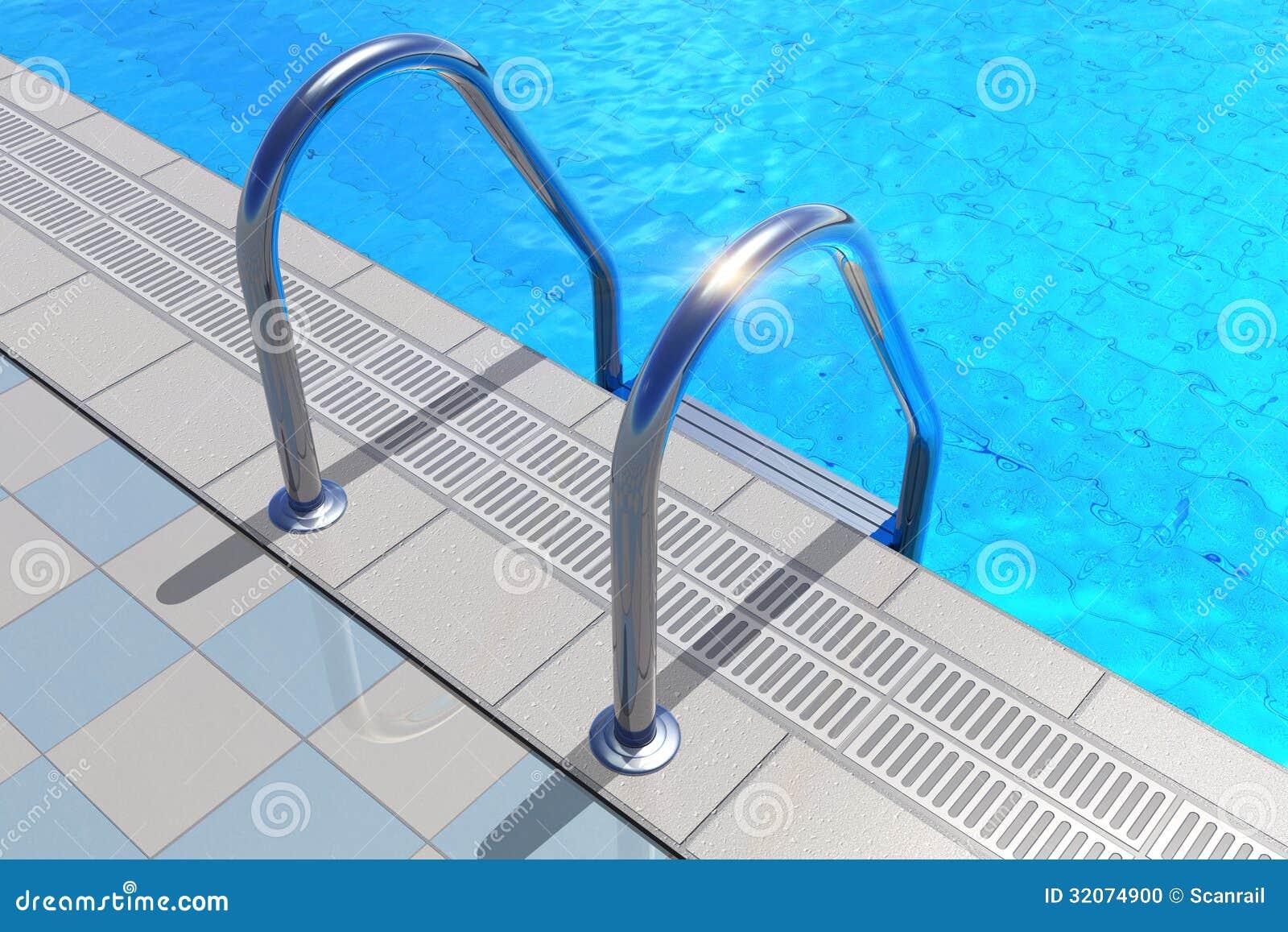 Swimming Pool Travel : Swimming pool stock photo image