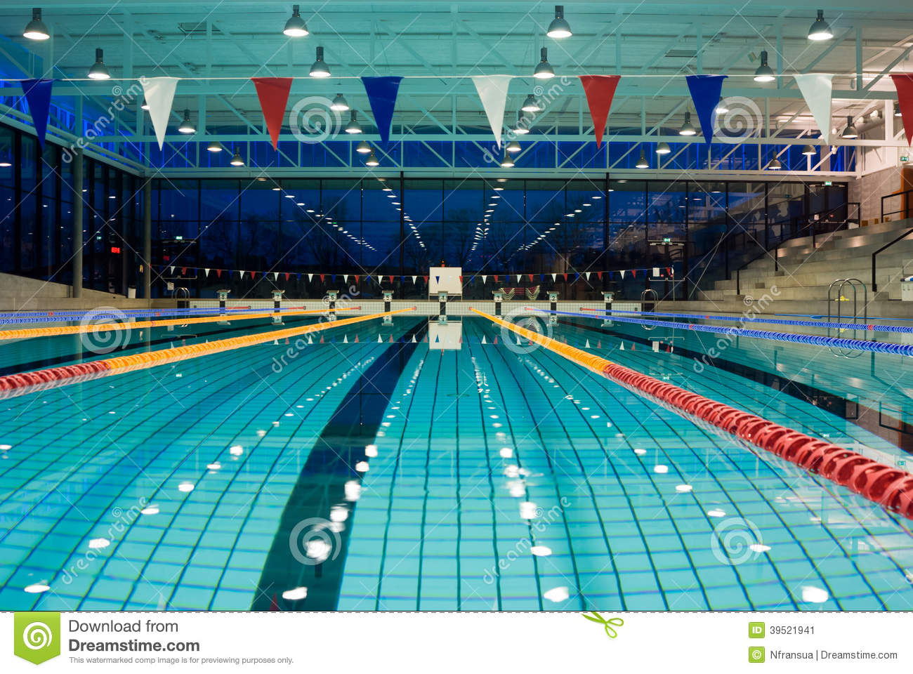 empty competition pool - photo #21