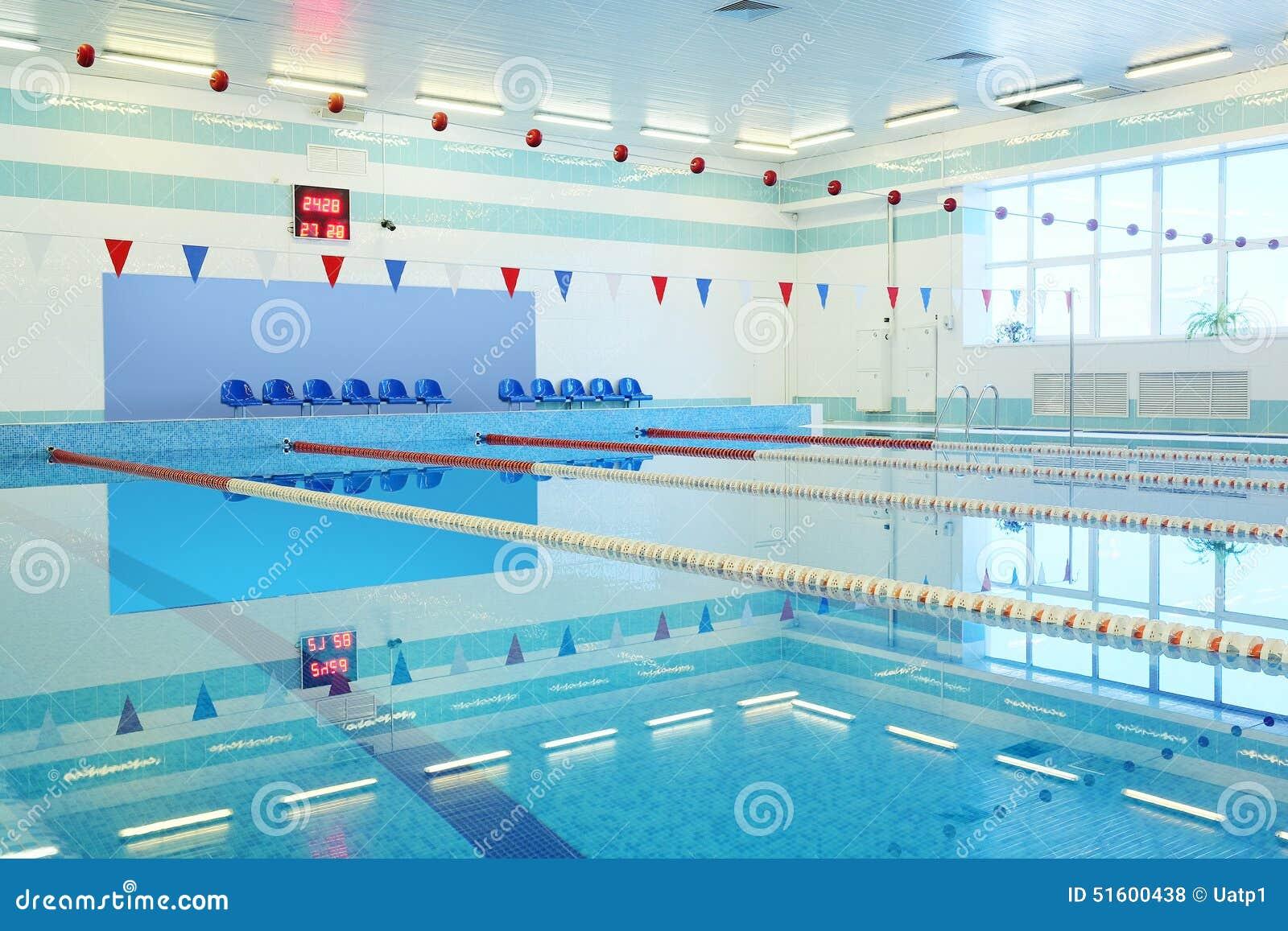Swimming Pool Stock Photo Image 51600438