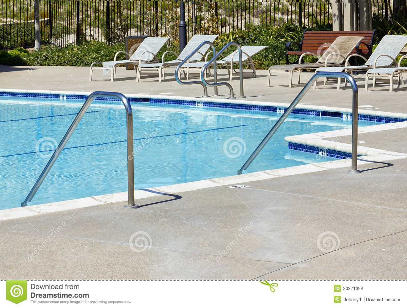 Swimming Pool Stock Images Image 30871394