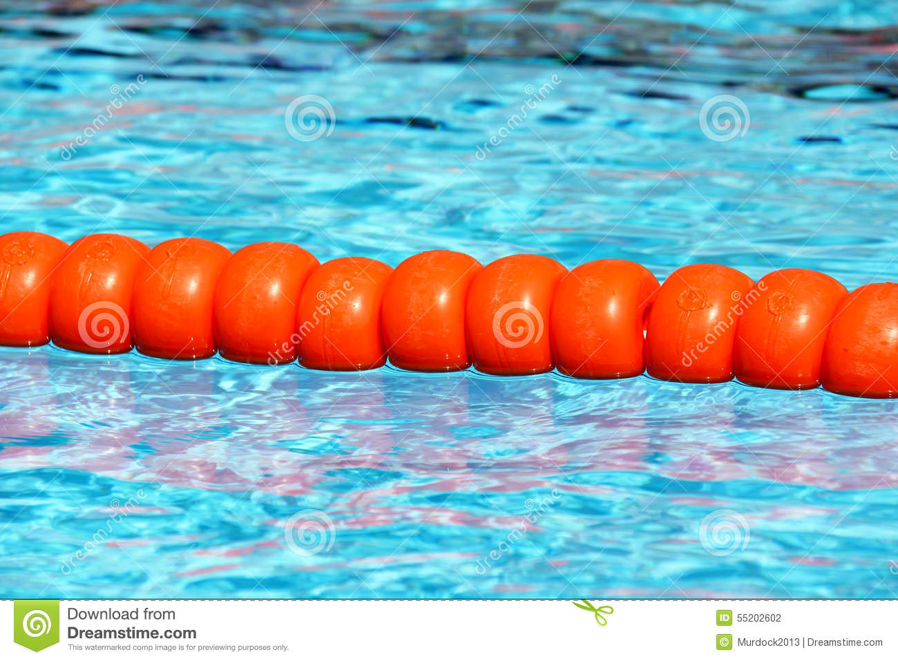 swimming pool lane ropes