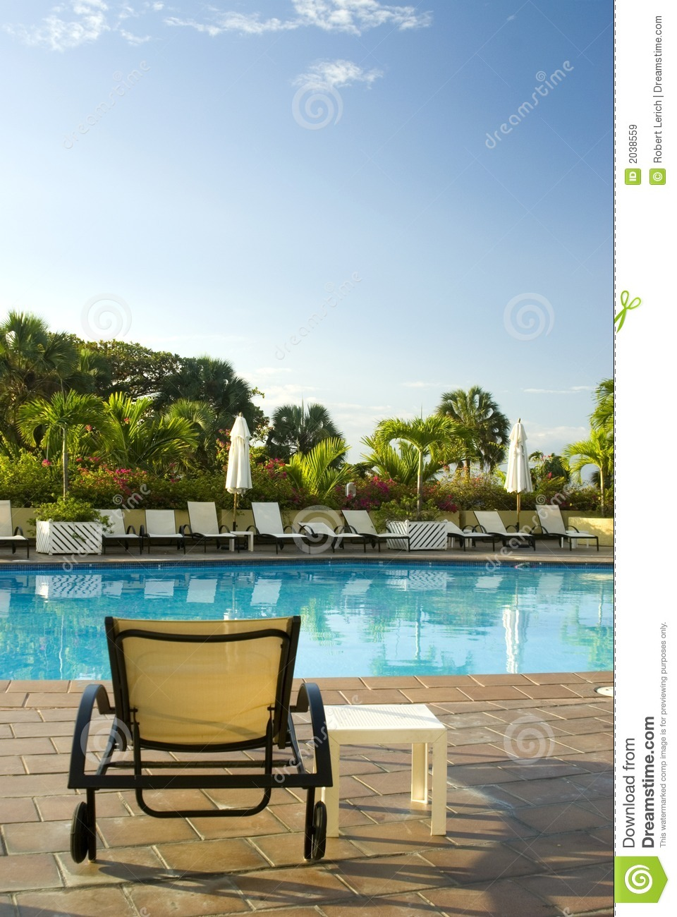 Swimming Pool At Luxury Hotel Royalty Free Stock Images Image 2038559