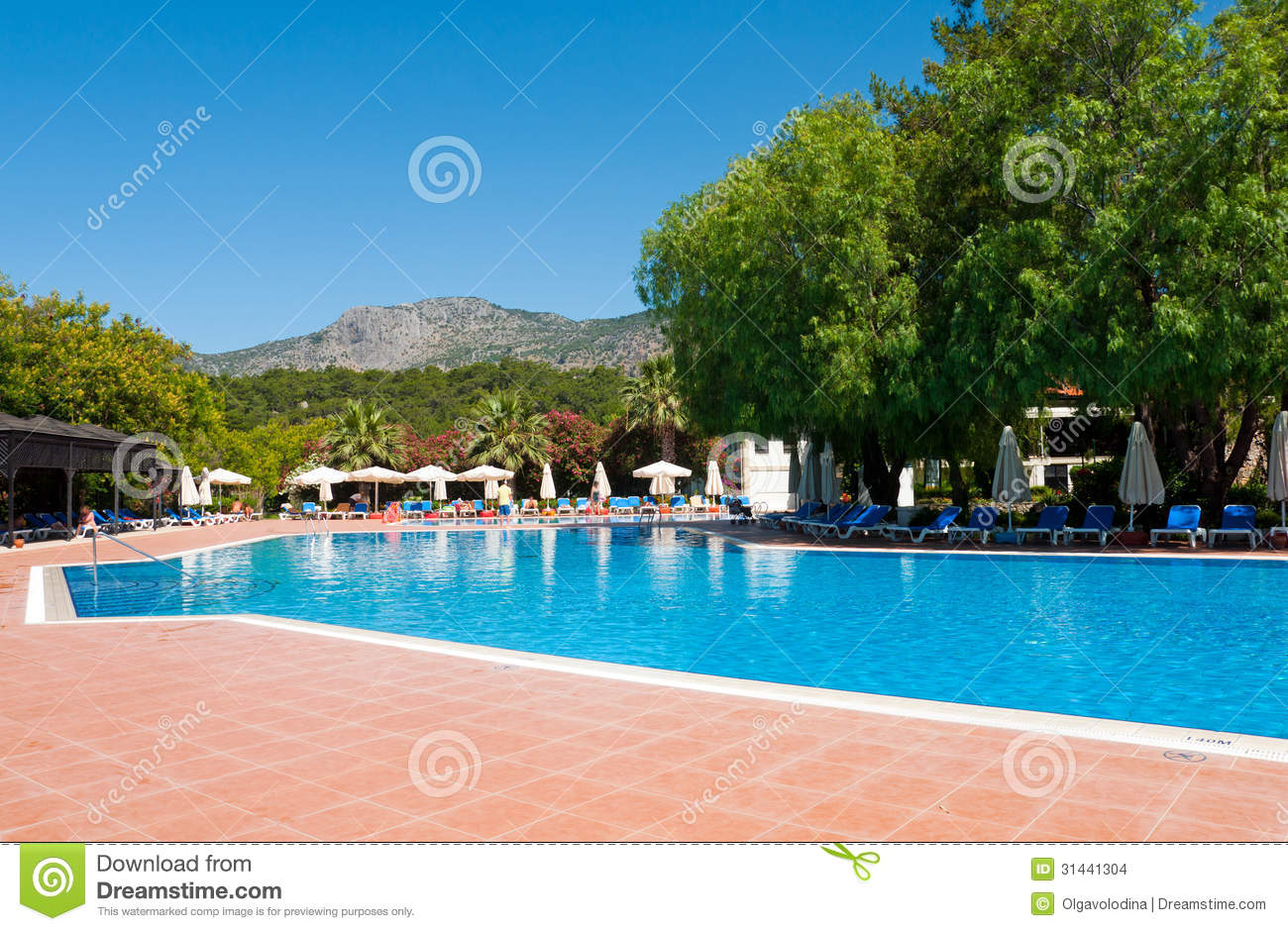 Swimming pool in open air turkey stock images image - An open air swimming pool crossword clue ...