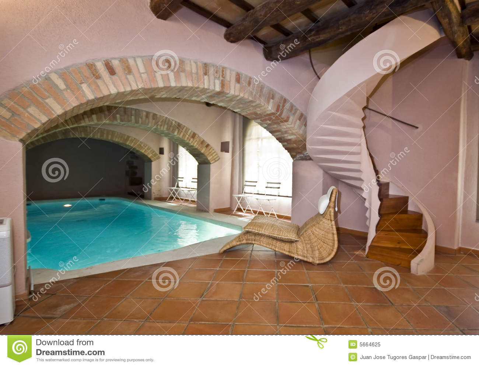 Swimming Pool Room Royalty Free Stock Photo Image 5664625