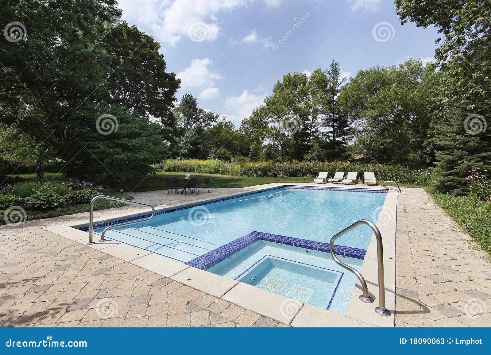 Swimming pool with sauna stock photos image 18090063 - Business plan piscina ...